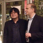 Mamoru Hosoda & Eric Beckman